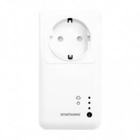 Prises WiFi Intelligentes avec Contrôle à Distance Smartwares SH5SETGW