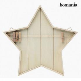 Étoile Homania 4240 Décorative Blanc