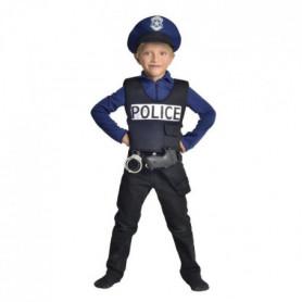 CESAR - F586 - Déguisement policier - 8 / 10 ans