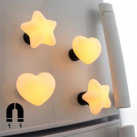 Mini lampe à LED magnétique