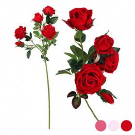 Branche de 5 roses Rose 112994 (60 Cm)