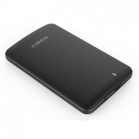 CIBOX Disque SSD externe 120Go noir SSD0001