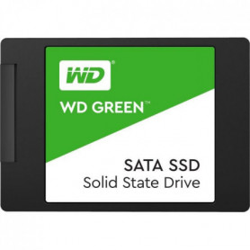 WD Green SSD - Format 2.5 / 7mm - 240 Go