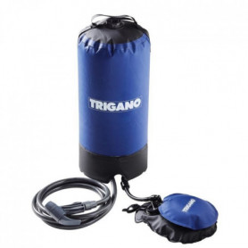 TRIGANO Douche solaire a pression - 20 L