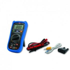 EXTEL Multimetre numérique calibrage automatique
