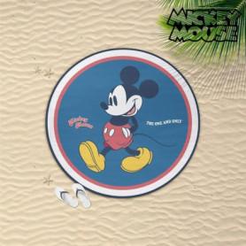 Serviette de plage Mickey Mouse 78047