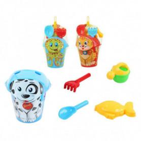 Set de jouets de plage 117458 (5 pcs)