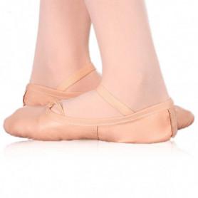 Chaussons Demi-Pointes pour Femme Happy Dance Rose