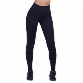 Leggings de Sport pour Femmes Happy Dance Noire