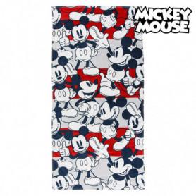Serviette de plage Mickey Mouse 75492 Coton