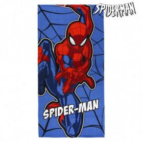 Serviette de plage Spiderman 75684 Microfibre