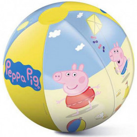 Balle Gonflable Peppa Pig (50 cm)