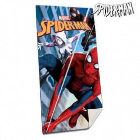 Serviette de plage Spiderman (70 x 140 cm)