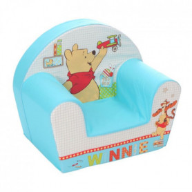 WINNIE L'Ourson Fauteuil Mousse Club Tidy Time