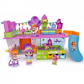 PINYPON - La Baby Party + 3 Figurines