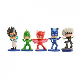 LES PYJAMASQUES Pack 5 Figurines