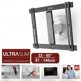 """ONE FOR ALL SV6440 Support TV mural orientable 32-55"""""""