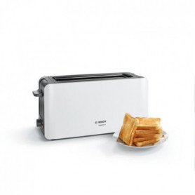 BOSCH TAT6A001 Grille-pain ComfortLine ? Blanc