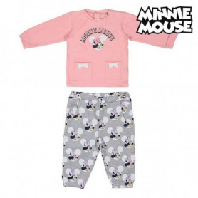 Survêtement Enfant Minnie Mouse 74636 Rose