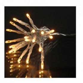 Guirlande de Noël LED extérieure filaire plastique