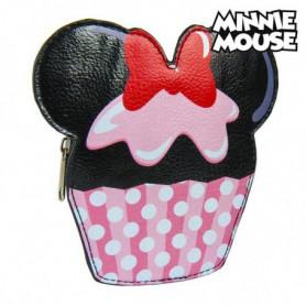 Porte-monnaie Minnie Mouse 70701 Rose Noir