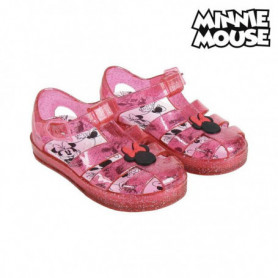 Sandales de Plage Minnie Mouse 74417 Rouge