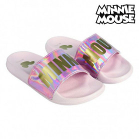 Tongs de Piscine Minnie Mouse Rose
