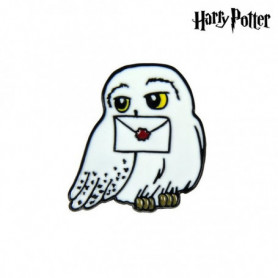 Broche Harry Potter Métal Blanc
