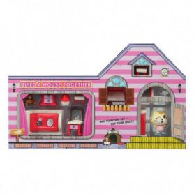 Accessoires pour maisons de poupées Build Your Bedroom