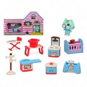 Accessoires pour maisons de poupées Build Your Kitchen