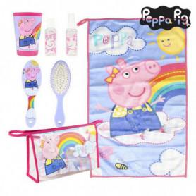 Trousse d'écolier Peppa Pig (6 pcs)