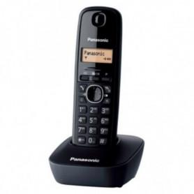 Téléphone Sans Fil Panasonic KX-TG1611SPH Noir