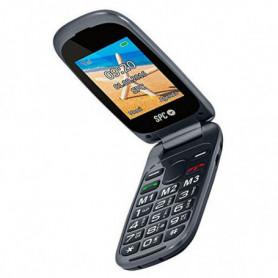 Téléphone Portable SPC Harmony 2304N Bluetooth FM Noir