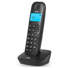 Téléphone Sans Fil SPC NTETIN0092 7300N 1 x RJ11 Noir