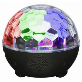 Haut-parleurs bluetooth Denver Electronics BTL-65 6W Noir