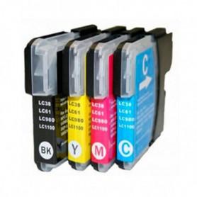 Cartouche d'Encre Compatible Inkoem LC980 XL