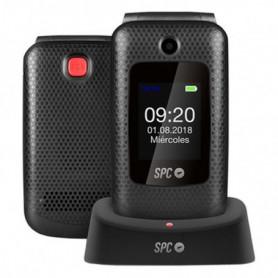 """Téléphone portable pour personnes âgées SPC Goliath 2.8"""" Noir"""
