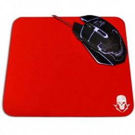 Tapis Gaming Skullkiller GMPR Rouge