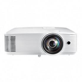 Projecteur Optoma W308STe 3600 Lm WXGA HDMI Blanc