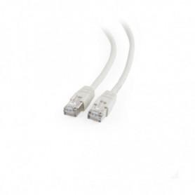 Câble Réseau Rigide FTP 6ème Catégorie GEMBIRD PP6-2M 2 m Gris