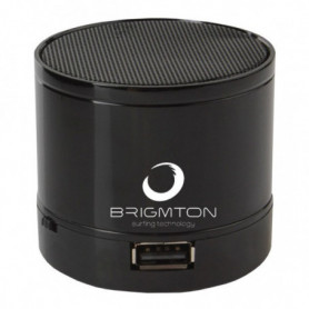 Haut-parleurs bluetooth BRIGMTON BAMP-703 3W FM