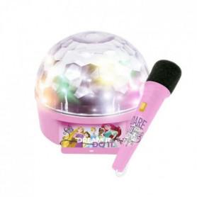 PRINCESSE Boule de disco avec effets de lumiere