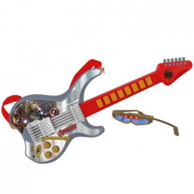 AVENGERS Guitare électronique - 8 rythmes - 8 inst