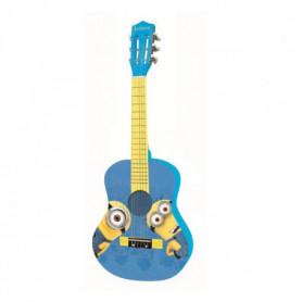 LEXIBOOK - LES MINIONS - Guitare Acoustique Enfant