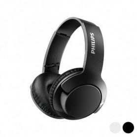 Casque Écouteurs Pliables avec Bluetooth Philips SHB-3175/00 USB BASS+