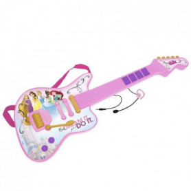 DISNEY PRINCESSE Guitare électronique