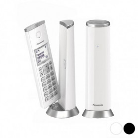 "Téléphone Sans Fil Panasonic Corp. KX-TGK212SPW 1,5"" LCD DECT"