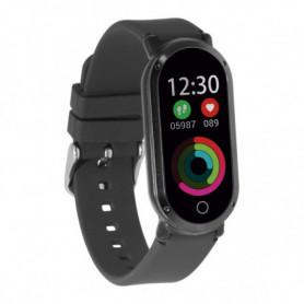 """Bracelet d'activités KSIX Fitness Band HR3 0,96"""" TFT Bluetooth Noir"""