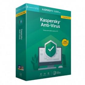 Antivirus Maison Kaspersky 2020 KL1171S5CFR-20 (3 Appareils)
