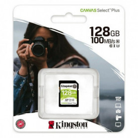 Carte Mémoire SD Kingston SDS2 100 MB/s exFAT